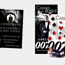 business cards, logo design and banners