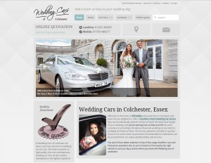 weddingcarscolchester